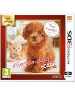 Nintendo Selects Nintendogs + Cats (Toy Poodle + New Friends) (New)