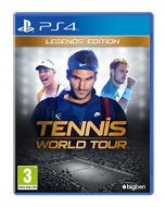 Tennis World Tour (Legends Edition) (PS4) (New)