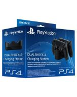2-in-1 Dock Dual Power Supply System for PS4 Dual Shock Controller (New)