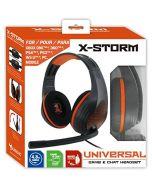 Subsonic - Stereo Gaming Headset with micro X-Storm X-1000 for Playstation 4 - PS4 - Xbox One (New)