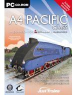 A4 Pacific Class: Add-On for Rail Simulator, Railworks & Railworks 2 (PC CD-ROM) (New)