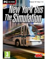 New York Bus Simulator (PC CD) (New)