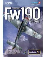Focke-Wulf FW190A FSX (PC CD) (New)