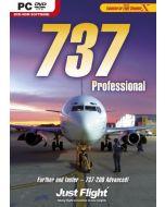 737 Professional (PC DVD) (New)
