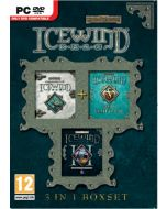 Icewind Dale 3-in-1 Compilation  (PC DVD) (New)