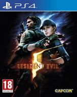 Resident Evil 5 HD (PS4) (New)