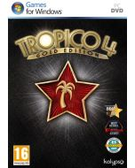 Tropico 4: Gold Edition (PC DVD) (New)