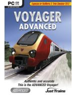 Voyager Advanced - Add-On for Railworks 3 (PC DVD) (New)