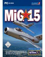 MIG-15 Add-On For Microsoft Flight Simulator X (PC CD) (New)