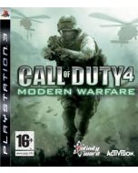 Call of Duty 4: Modern Warfare  (PS3) (New)