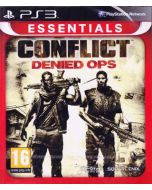 Conflict: Denied Ops (Essentials) (PS3) (New)