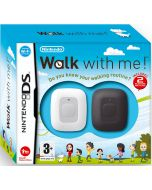 Walk With Me! (includes 2 Activity Meters)  (NDS) (New)