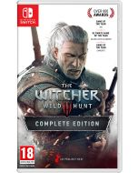The Witcher 3 Wild Hunt Complete Edition (Nintendo Switch) (New)