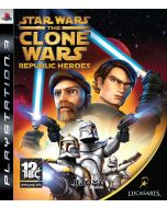 Star Wars The Clone Wars: Republic Heroes (PS3) (New)