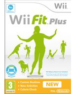 Wii Fit Plus Solus  (Wii) (New)