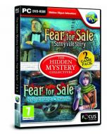 The Hidden Mystery Collectives: Fear for Sale 2 and 3 (PC DVD) (New)
