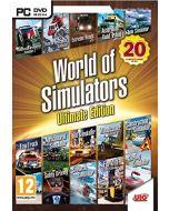 World of Simulators Ultimate Edition (PC DVD) (New)