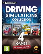 Driving Simulation Collection - Digital Card Download (PC DVD) (New)