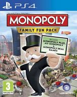 Monopoly Family Fun Pack (PS4) (New)