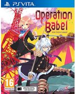 Operation Babel: New Tokyo Legacy (PlayStation Vita) (New)