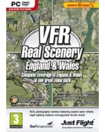 VFR England and Wales (PC DVD) (New)