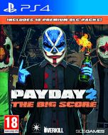 Payday 2 The Big Score (PS4) (New)