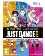 Just Dance 2014 (Nintendo Wii) (New)