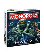 "Winning Moves ""Halo"" Monopoly Board Game (New)"