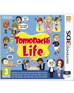 Tomodachi Life (Nintendo 3DS) (New)