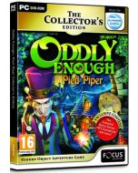 Oddly Enough: Pied Piper (Collector's Edition) (PC DVD) (New)