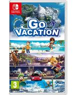 Go Vacation (Nintendo Switch) (New)