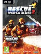 Rescue 2: Everyday Heroes Special Edition (PC DVD) (New)