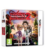 Cloudy with a Chance of Meatballs 2 (Nintendo 3DS) (New)