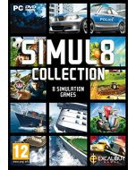 Simul8 Collection (PC DVD) (New)