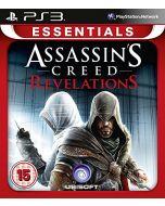 Assassin's Creed Revelations (Essentials) (PS3) (New)