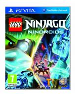 LEGO Ninjago Nindroids (Playstation Vita) (New)