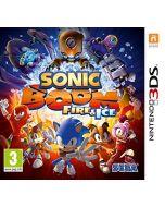Sonic Boom: Fire & Ice (Nintendo 3DS) (New)