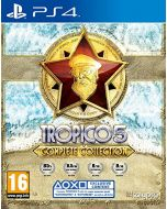 Tropico 5 - Complete Collection (PS4) (New)