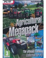 Agricultural Mega Pack (PC DVD) (New)