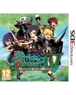 Etrian Odyssey IV: Legends of the Titan (Nintendo 3DS) (New)