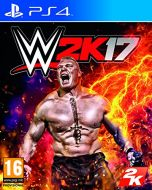 WWE 2K17 (PS4) (New)