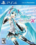 Hatsune Miku: Project Diva X (PS4) (New)