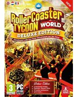 Rollercoaster Tycoon World Deluxe Edition (PC DVD) (New)