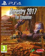 Forestry 2017 - The Simulation (PS4) (New)