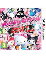 Hello Kitty and Friends: Rocking World (Nintendo 3DS) (New)