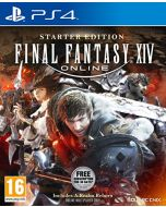 Final Fantasy XIV Online Starter Edition (PS4) (New)