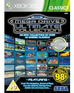 SEGA Mega Drive Ultimate Collection - Classics (Xbox 360) (New)