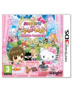 Hello Kitty and The Apron of Magic Rhythm Cooking (Nintendo 3DS) (New)