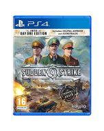 Sudden Strike 4 (PS4) (New)