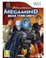 Megamind: Mega Team Unite  (Wii) (New)